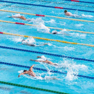 서귀포 홍리실내수영장 강습사진